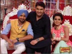 Comedy Nights With Kapil:Kapil Makes Harbhajan Sing Kuch Kuch Hota Hai;Geeta Basra Dances For Bhajji