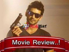 'Sharp Shooter' Movie Review: A Well-Made Average Flick!