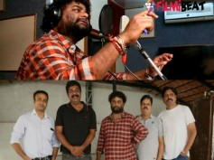 'Firing Star' Huccha Venkat Croons For Diganth-Ragini Starrer Parapancha