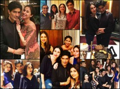 INSIDE PIX! Kareena, Alia, Sridevi, Urmila & Other Divas Had A Blast At Manish Malhotra's B'day Bash