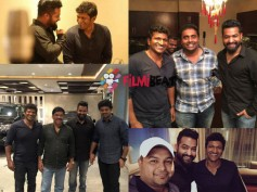 PICS: Jr. NTR Sings For Puneeth Rajkumar Upcoming Movie Chakrayuha