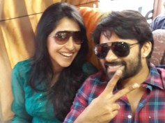 Regina Cassandra Enjoys Linking Up With Sai Dharam Tej