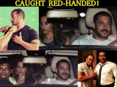 CAUGHT RED-HANDED! Salman Khan Spotted With His Alleged Girlfriend, Iulia Vantur At Juhu! [PICS]