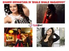 Shanvi Srivastava In Kannada Remake Of 'Bhale Bhale Magadivoy'
