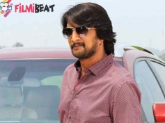 Sudeep Needs A Trim For Gajakesari Krishna's Hebbuli!