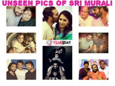 MUST READ: Unseen & Adorable Pics Of 'Ugramm' Sri Murali With Family And Sandalwood Friends