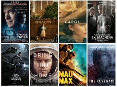 Oscars 2016 Nominations : Complete List & Live Updates!