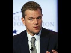 Matt Damon Talks Oscars & Addresses Diversity Issue In Hollywood