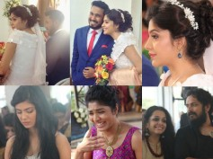 PHOTOS: Archana Kavi & Abish Mathew Enters Wedlock