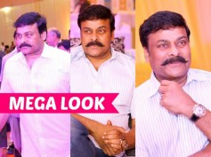 Megastar Chiranjeevi's New Look For Kaththi?