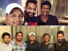 CONFIRMED: Jr NTR To Launch Puneeth Rajkumar's Chakravyuha Audio Release