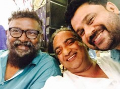 Dileep & Team In Dubai For King Liar