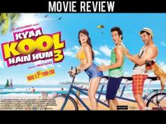 Kyaa Kool Hai Hum 3 Movie Review: Terrible Comedy Ever!