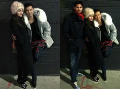 PICS! Alia Bhatt & Sidharth Malhotra Are Secretly Partying In New York City