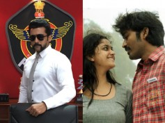 If It's 'S3' For Suriya, It's 'Rail' For Dhanush!