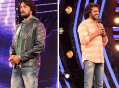 Sandalwood Stars Sudeep & Upendra Share Screen On 'Bigg' Show!