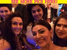 This HOT Selfie Of Sushmita Sen With Preity Zinta Will Make You Say WHOA!