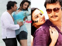 WATCH: Sizzling Darshan And Isha Chawla In Song 'Munjaave Suriva Manjali' From Viraat