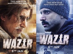 Wazir, (Monday) 4 Days Box Office Collection:  Pretty Good!
