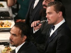 Leonardo DiCaprio Smoking Vape At SAG Awards Is 'Deeply Troubling' : American Lung Association