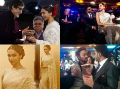 B'FUL PICS: Deepika, Ranveer, Amitabh Win Awards At The NDTV Indian Of The Year Award Ceremony!