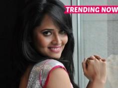 Anchor Turned Actress Anasuya Bharadwaj Takes A Dig At Creeps On Facebook