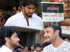 Darshan Claps For Chethan Chandra's Next, 'Samyuktha 2'!
