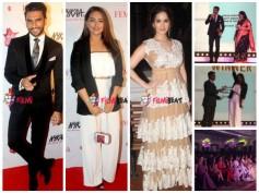 HOTTIES Ranveer Singh, Sunny Leone, Sonakshi At Femina Beauty Awards 2016