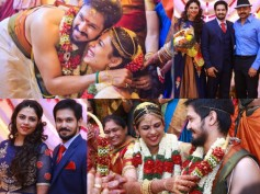 PHOTOS: Actor Nakul Enters Wedlock, Marriage Attended By Famous Tamil Celebrities!