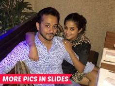 PICS: Priyamani Celebrated Her Boyfriend's Birthday The Sinful Way