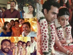 EXCLUSIVE PICS: Radhika & Abhil Krishna Enters Wedlock