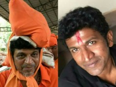PICS: Rajkumar Brothers Shiva & Puneeth Off To Pilgrimage!