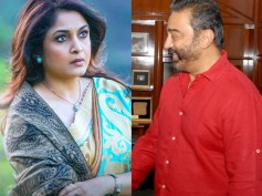 Ramya Krishnan Approached To Play Kamal Haasan's Wife In His Next!