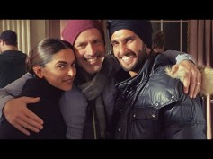 Aww! Ranveer Singh Spotted On The Sets Of XXX3 With Deepika Padukone