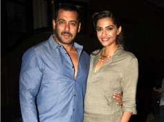 Salman Khan & Sonam Kapoor Go On A Date-night!