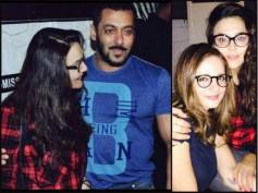 WOW PICS: Hrithik's Ex-Wife, Sussanne Khan Parties With Salman Khan & Preity Zinta!