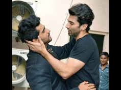 Pics: Bromance Between Arjun Kapoor & Aditya Roy Kapoor Might Make Ranveer Singh Jealous