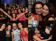 Pics: Farhan Akhtar's Ex-wife Adhuna Akhtar Parties After Breakup!