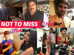 VANITY VAN PICTURES! Here's What Tollywood Celebrities Do At Their Second Home