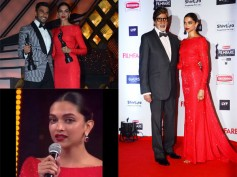 TOUCHING SPEECH: When Deepika Padukone Cried While Reading Her Dad's Letter At The Filmfare Awards