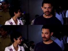 Oh Man! Aamir Khan Cries Again