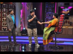 Veteran Actress Lakshmi In Weekend With Ramesh!