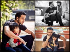 Must See Pics! Emraan Hashmi Cute Photoshoot With Son Ayaan, Who Defeated Cancer Like A Hero!