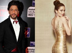 You'll Love To Read How A HUMBLE Shahrukh Khan Helped Waluscha De Sousa On Fan's Sets