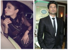 Mouni Roy & Rajeev Khandelwal Bag HT Most Stylish Awards 2016 (PICS)