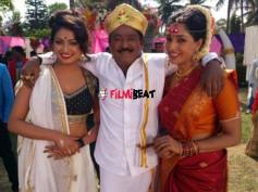 PICS: Jaggesh-Haripriya Starring 'Neer Dose' Completes Shooting!