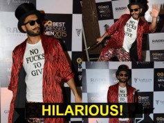 This Actor Just Challenged Ranveer Singh To Beat His Epic Fashion Fail!