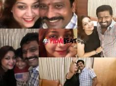 PICS: Crazy Queen Rakshita Prem Celebrates 33rd Bday With Family & Friends!