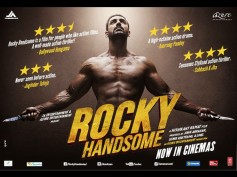 Rocky Handsome First Day (Opening) Box Office Collections: Rs 7 Crores