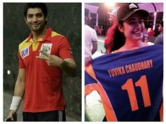 Is Something Brewing Between Ssharad Malhotra & Yuvika Chaudhary?